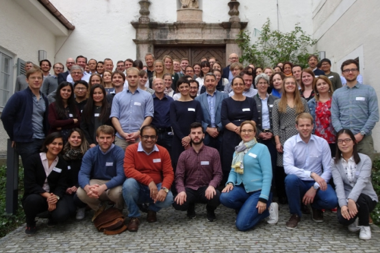 Retreat 2019 in Kloster Seeon
